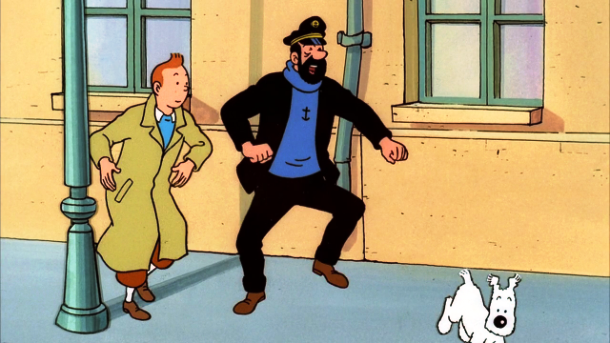 The Adventures of Tintin (TV Series 1991–1992) 1