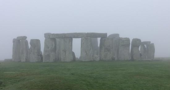 Stonehenge, photo by Jason Mankey.