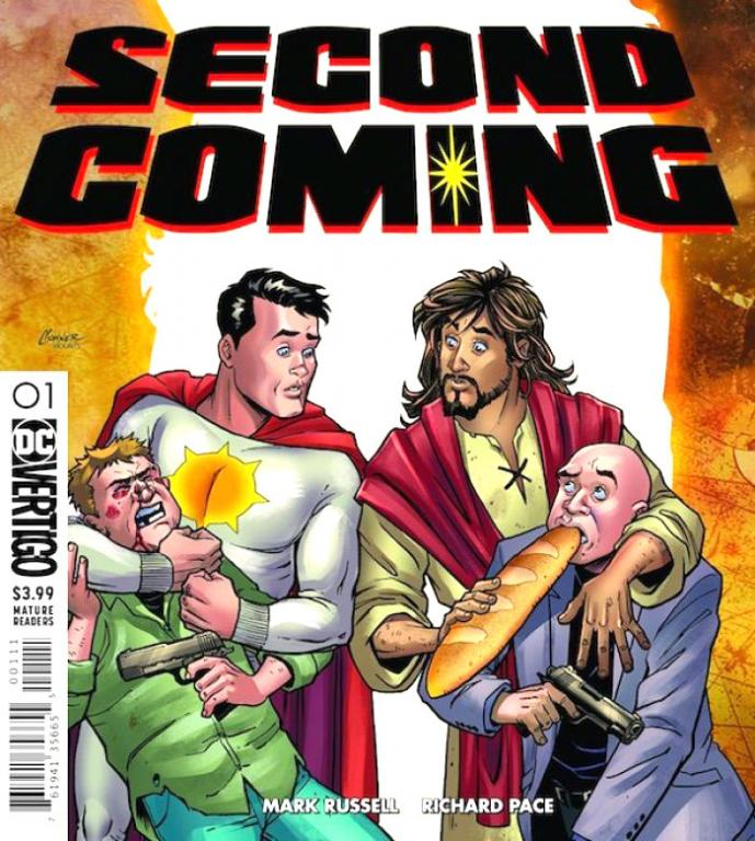 Superhero Jesus comic branded 'blasphemous' by some Christians