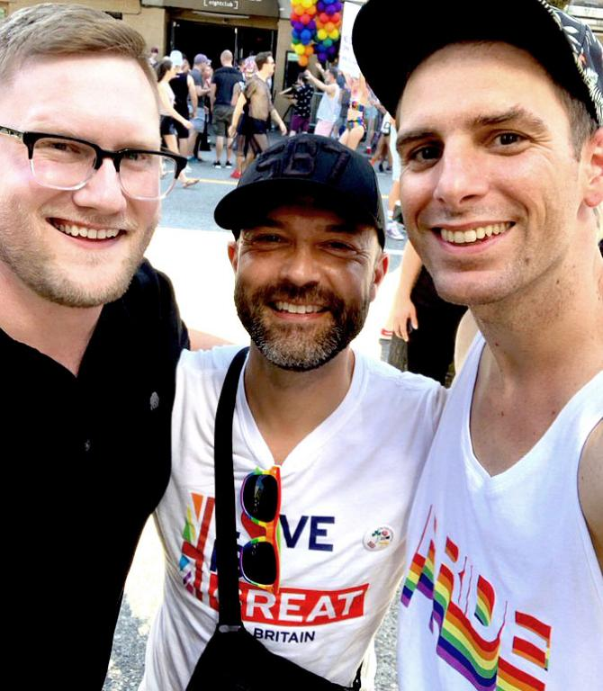 Evangelical who ditched Christianity surfaces at Vancouver