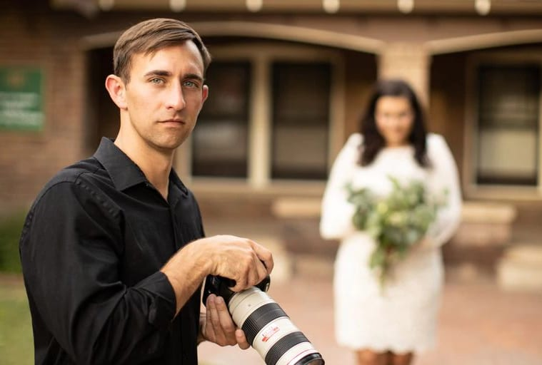 Christian Photographer Sues Virginia Over New Law That Could Force Him to Service Same-sex Weddings