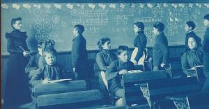 Native American assimilation school