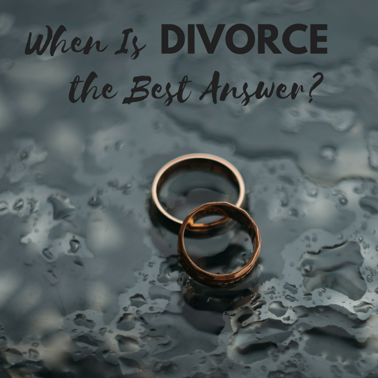 adjust expectations in marriage