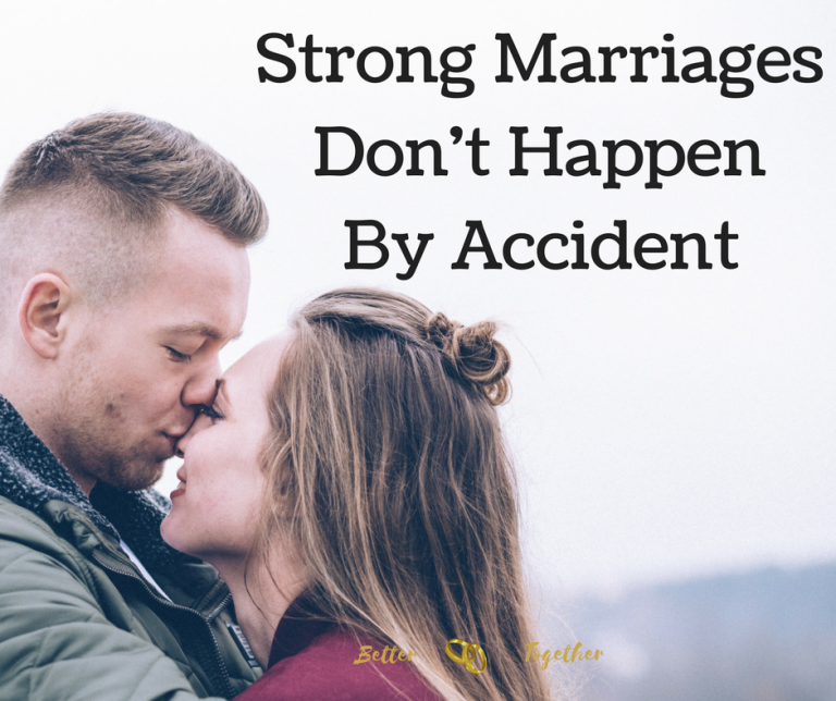 how to build a strong marriage