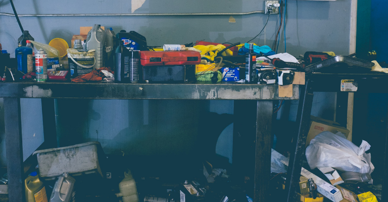 does clutter hurt your marriage