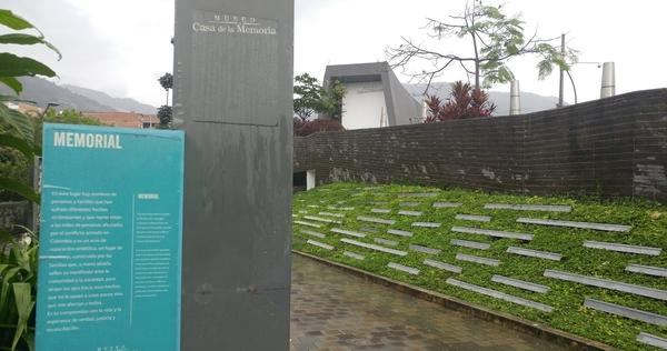 Western Narratives Do Not Do It Justice: Casa de la Memoria, Medellín. Photo Credit: M L Clark, 2018