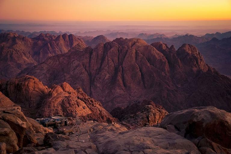 Mount Sinai, Mohammad Moussa, Wikipedia CCA-SA 3.0 Licensing