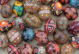 pysanky, Easter eggs