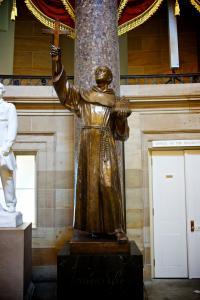 Statue of St. Junipero Serra
