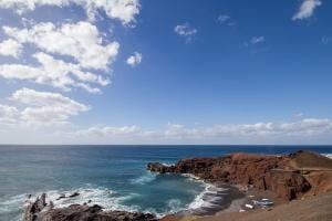 Canary Islands, near where James Andrade died