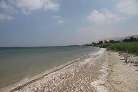 Sea of Galilee, where Joseph built churches