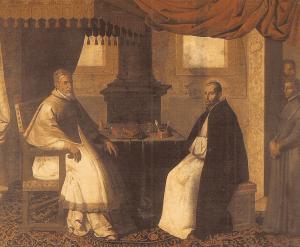 Bruno of Segni and Pope Urban II