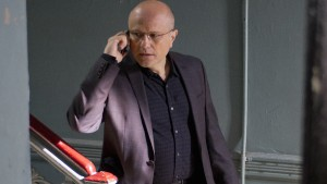 """""""The Devil You Know"""" -- Reese and Finch are caught in a power struggle for control of the city's gangs when Elias (Enrico Colantoni, pictured) is targeted by Dominic, the ambitious leader of the Brotherhood, on PERSON OF INTEREST, Tuesday, Nov. 25 (10:01-11:00 PM, ET/PT) on the CBS Television Network.  Photo: John Paul Filo/CBS  ©2014 CBS Broadcasting Inc. All Rights Reserved."""