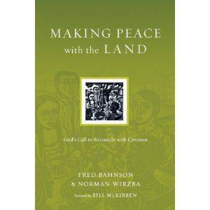 ivp, fred banhson, norman wirzba, land, gardens, creation
