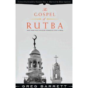 The Gospel of Rutba, by Greg Barrett