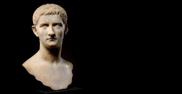 Bust of Gaius Caligula
