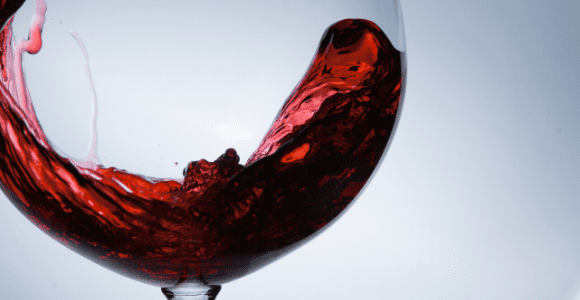 wine glass swirl