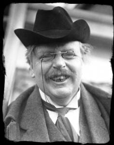 g.k. chesterton-smiling-christian-natural law-reason-conservative