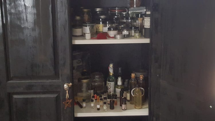 Candle Cupboard-Devotional Illuminaries-Home Alquemie-Scented Home