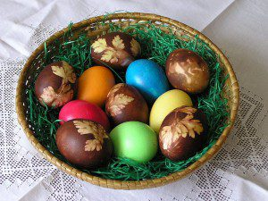Easter eggs by L.Kenzel. CC license 3.0.