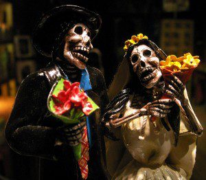 Halloween Couple, by Cobalt123. Image via Flickr. CC BY-NC-SA 2.0