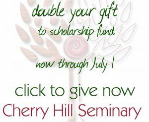 Cherry Hill Seminary Scholarship Fund