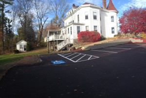 Temple of Witchcraft - Parking. Image courtesy of the Temple of Witchcraft.