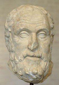 Carneades the Skeptic. Image via Wikimedia Commons. Public domain.