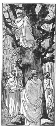Illustration tirée de Histoire de France, cours élémentaire, Ernest Lavisse, Armand Colin, 1913, page 3 de l'éditon Heath de 1919