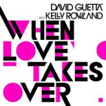 When Love Takes Over. David Guetta and Kelly Rowland. Promotional image for media use.