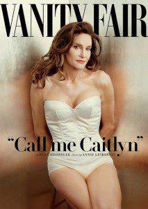 Caitlyn Jenner / Photograph by Annie Leibovitz / Vanity Fair