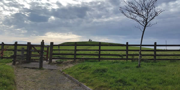The Mound at Rathcroghan