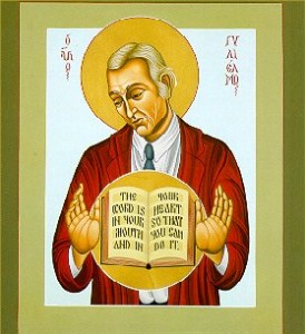Episcopal lay theologian and radical William Stringfellow.