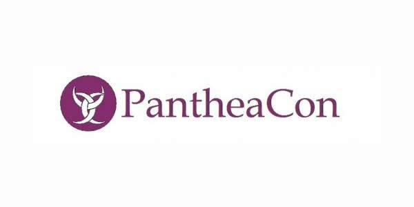 The PantheaCon logo