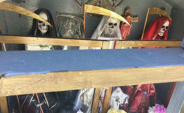 Tree City Witch: Breaking up With Santa Muerte | Aliza Einhorn