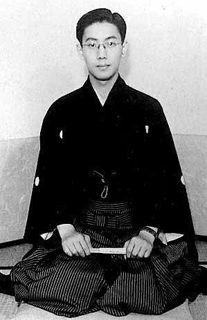 Raizō Ichikawa, 1951 (Photo: Wikimedia Public Domain in Japan and the US)