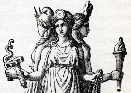 hearth of hellenism  hekate in the greek tradition