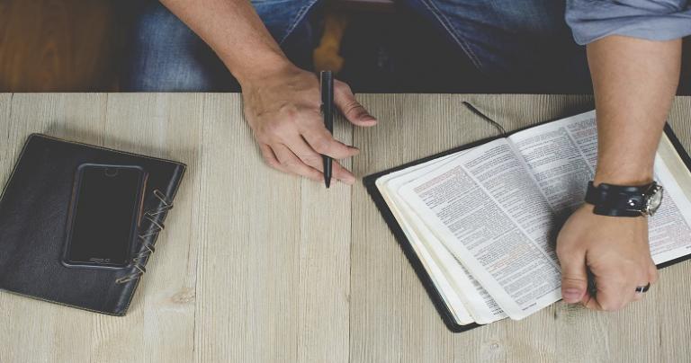 Magisterial Scripture Study