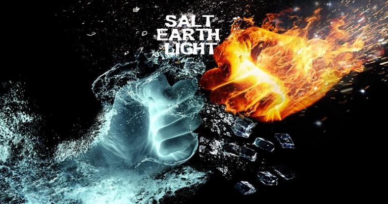 Evangelists and Salt, Earth and Light