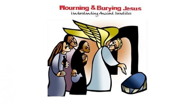 Mourning Jesus