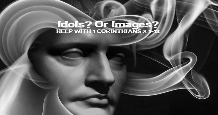 Fixing Understanding of Images at Corinth & the Shadow Power