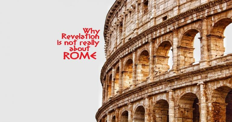 Babylon in Apocalypse isn't Rome