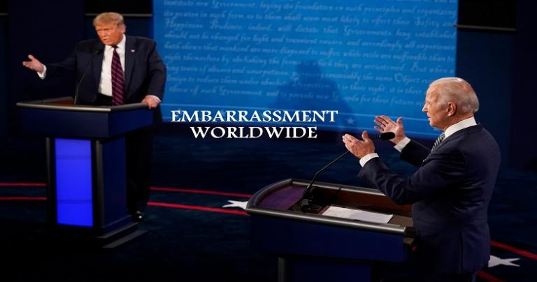 Embarrassment Worldwide
