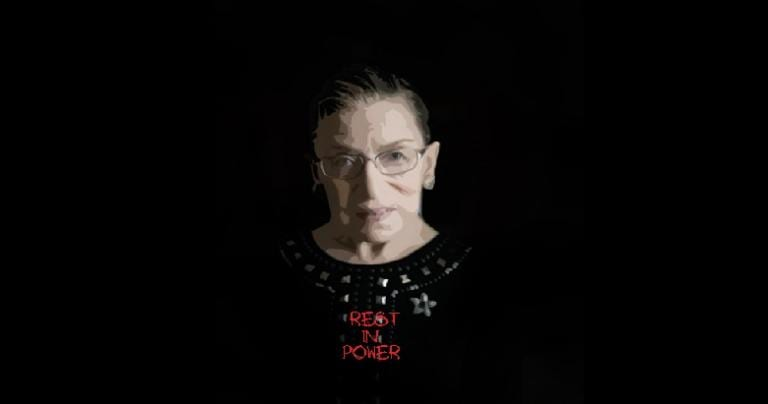 Prophet and RBG RIP