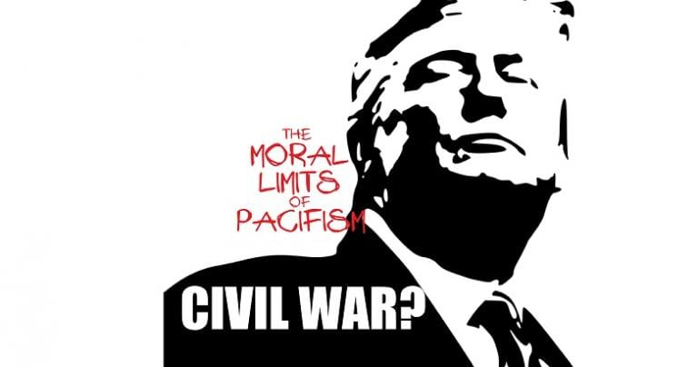Pacifism with Trump?