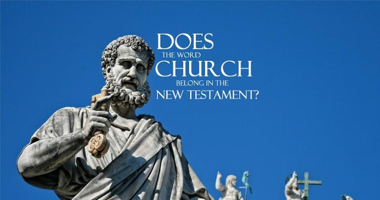 Church Belong?
