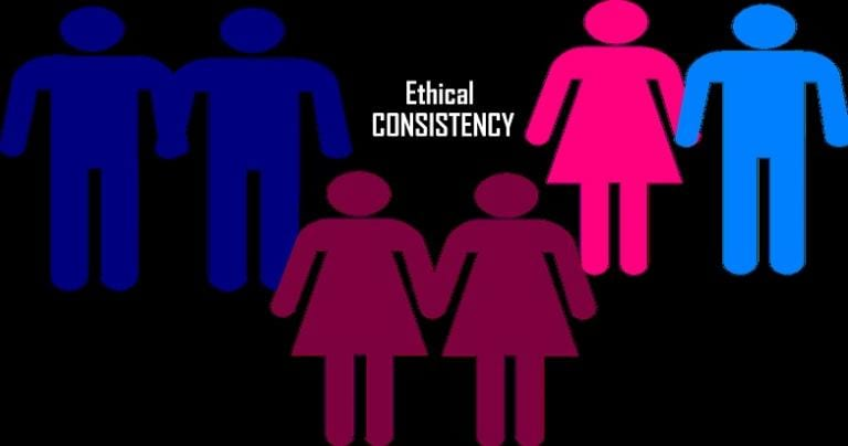 Ethical Consistency