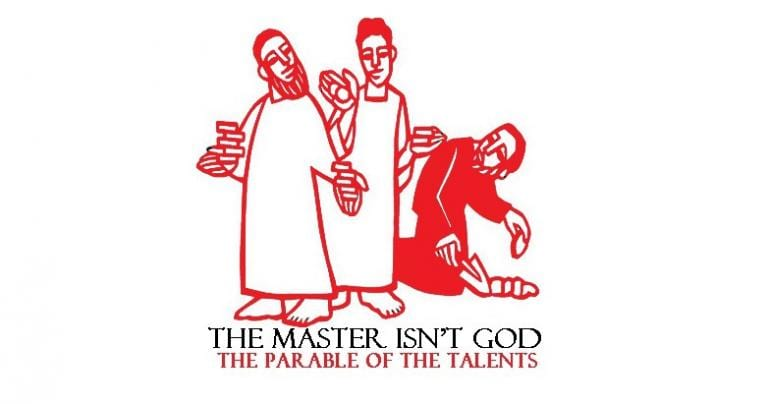 Master is not God