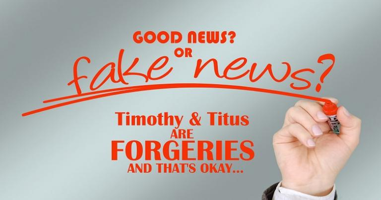 Timothy and Titus Forgeries