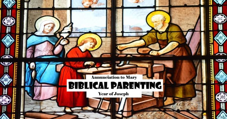Parenting in the Bible